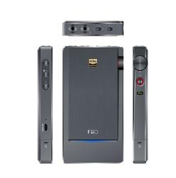 FIIO Q5 Flagship Bluetooth DSD-Capable Portable HIFI AMP DSD Decoder MFi USB Sound DAC Amplifier AptX MFI certified 3.5mm 2.5mm