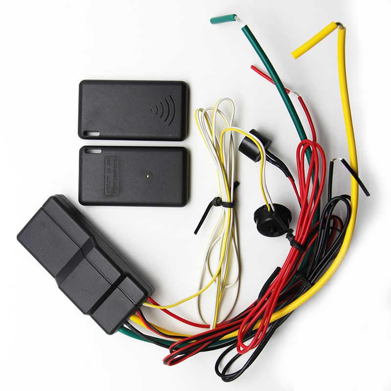 immobilizzatore wireless Blocco motore auto Anti-dirottamento Allarme auto intelligente auto Dispositivo antifurto