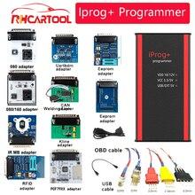 OBD2 Diagnostic iPROG+ Iprog Pro Programmer V85 3in1 IMMO + Mileage Correction + Airbag Reset Replace Carprog/Digiprog/Tango