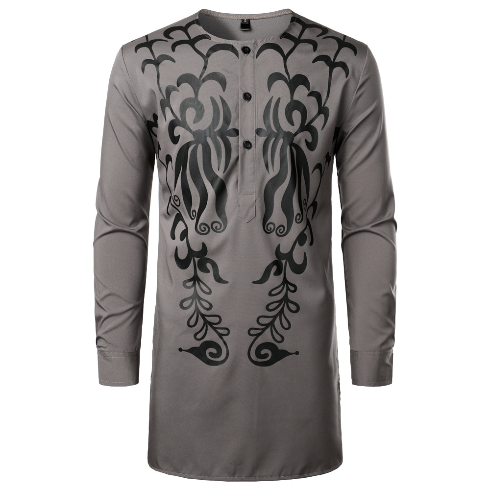 New fashion 2020 africa clothing shirts dress fitness robe africaine dashiki african dresses clothes  for women/men