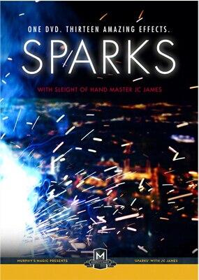 Sparks By JC James-Magic Tricks