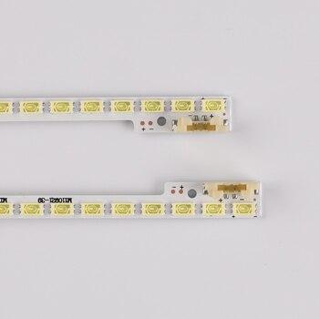 LED Array Bars For Samsung UA40D5000 UE40D5000 Backlight Strips Matrix Kit Lamp Lens Bands 2011SVS40_56K_H1_1CH_PV -FHD