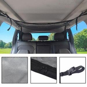 Car Ceiling Storage Net Pocket