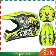 Kask Capacete Kaski krzyżowe Kaski Motocyklowe Motocross dziecko Kaski Motocyklowe Casco Moto Hombre Motorradhelm Motocicleta