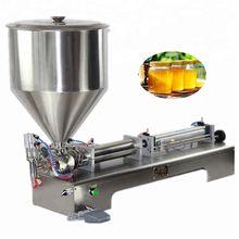 Полуавтоматическая одноголовая пневматическая машина для наполнения