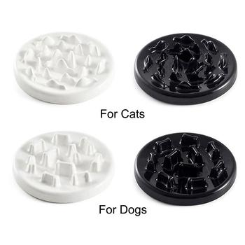 Ceramic Cat Slow Feeder  5