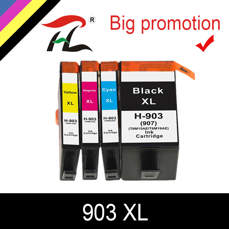 HTL 903XL For HP 903XL 903xl Hp903xl Ink Cartridge Compatible For HP Officejet Pro 6950 6960 6970 6975 Printer