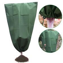 Покрытие для растений, нетканое теплое одеяло, защитная сумка для растений, для сезонного расширения, защита для зимнего сада, сумка для теплицы