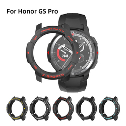 For Huawei Watch Honor GS Pro TPU Case Protector GSpro Strap SIKAI Band Bracelet Smart Charger Accessories