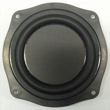 Vibration-Plate Speaker Diaphragm-Accessories Woofer-Board Passive 4inch-Bass with Frame