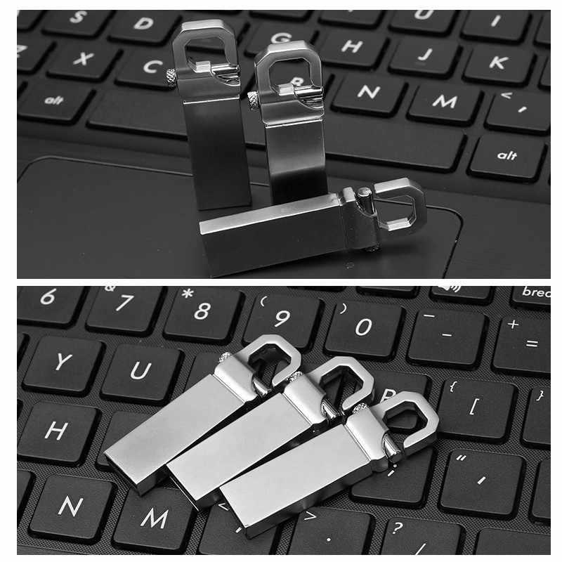 Mini clé USB de haute qualité clé USB lecteur Flash 32GB 16GB 8GB métal étanche lecteur de stylo 64GB 128GB clé USB mémoire Flash