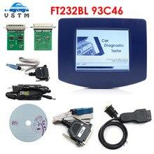 새로운 Digiprog 3 FTDI FT232BL v4.94 OBD DIGIPROG III 주행 조정 프로그래머 Digiprog3 마일리지 수정 도구 무료 배송