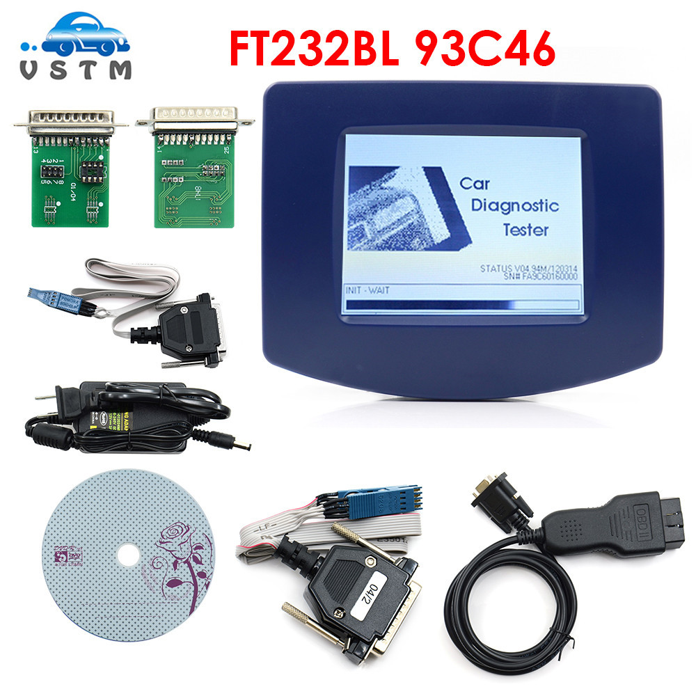 NEW Digiprog 3 with FTDI FT232BL v4.94 OBD DIGIPROG III Odometer adjust programmer Digiprog3 Mileage Correct Tool  Free Shipping-in Car Diagnostic Cables & Connectors from Automobiles & Motorcycles on