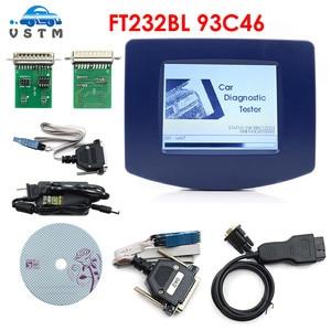 Image 1 - NEW Digiprog 3 with FTDI FT232BL v4.94 OBD DIGIPROG III Odometer adjust programmer Digiprog3 Mileage Correct Tool  Free Shipping