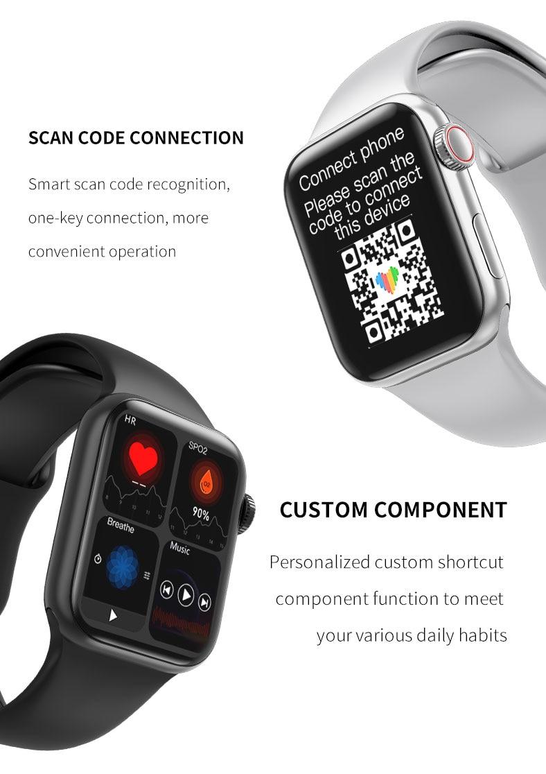 HW12 Smart Watch  8