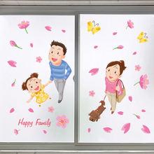 Семейные комплекты с рисунком для родителей и детей эстетическое