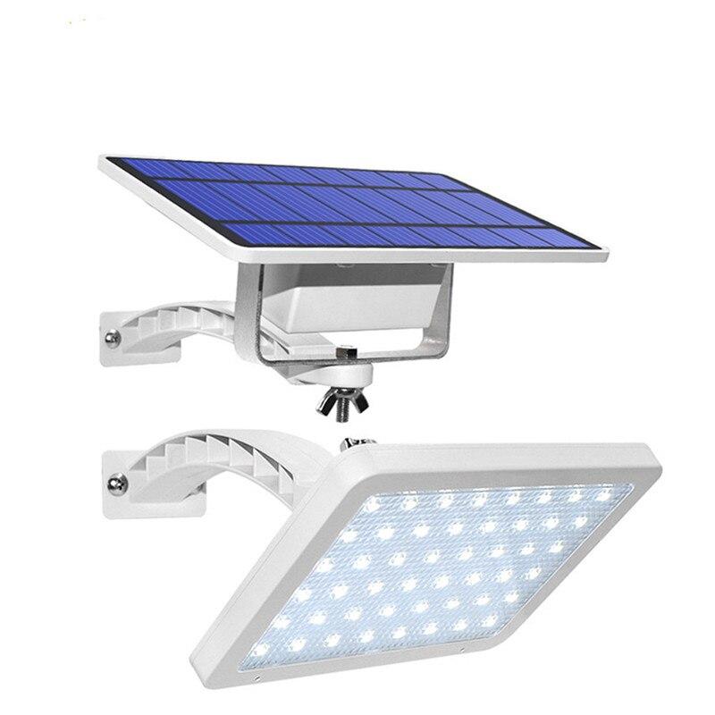 lampadas solares para jardim impermeavel iluminacao exterior luz da parede do diodo emissor de rua quintal
