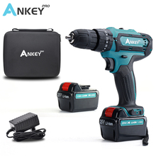 25V Electric Drill 3 Model Screwdriver Cordless Drill Hammer Power Tools Battery Charging