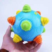 Children Hand Ball Electric Toy Ball Elastic Ball Run Popping Ball Male Baby Music Dog Dancing Pet Ball