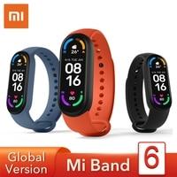 CODE:EOSSAFF7($50-7) Xiaomi Mi Band 6 Globale Version Smart Watch 1,56