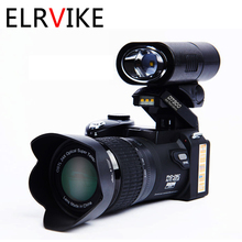 ELRVIKE Camera Digital Camera POLO D7300