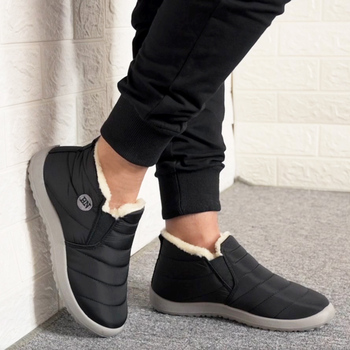 2020 winter boots women waterproof snow women shoes flat Casual Winter Shoes Ankle Boots for Women plus Size Couple shoes 2