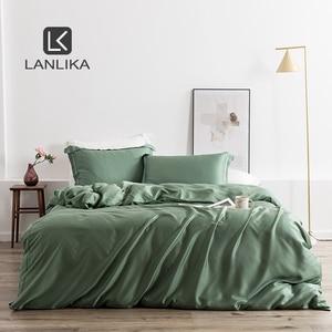 Lanlika Green 100% Silk Beddin