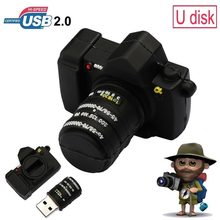 pendrive 16 gb usb flash drive 2.0 4gb 8gb 16gb 32gb 64gb 128gb usb flash drive 128 gb cartoon SLR camera usb memory usb