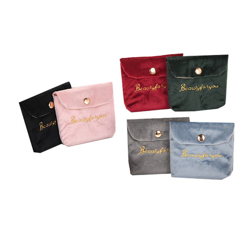 Women Small Fashion Cosmetic Bags Travel Mini Beauty Sanitary Napkins Make Up Coin Money Card Lipstick Storage Pouch Purse Bags