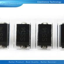 100pcs SMA Rectifier diode 1N5819 SS14 1N5822 SS34 SR160 SS16 1N5817 SS12 SR1100 SS110 SR360 SS36 SR240 SS24 SR2100 SS210 SS310