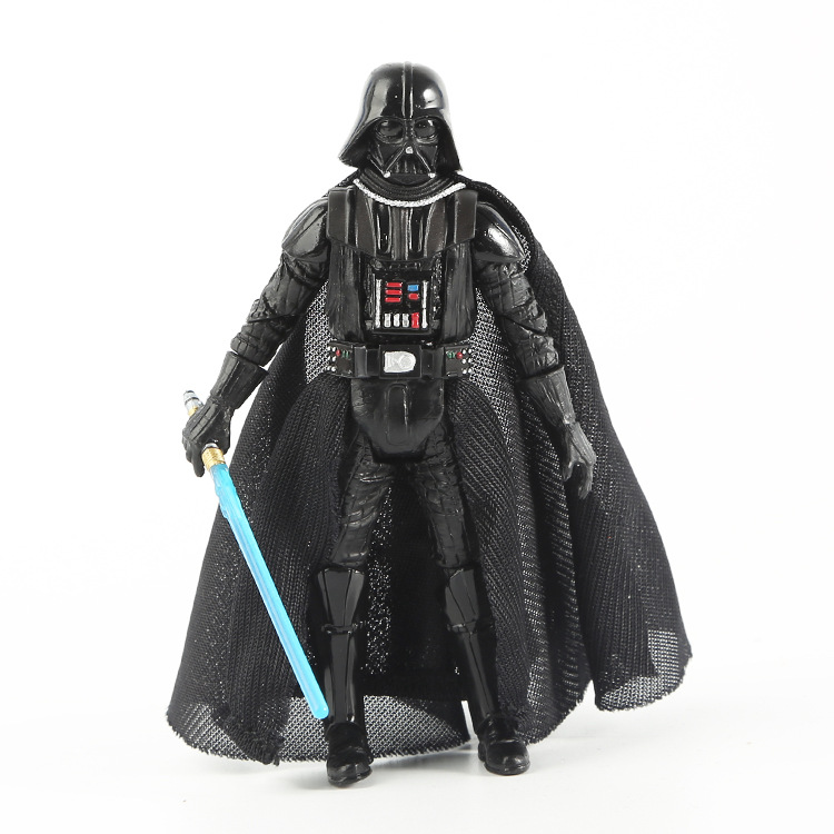 Star Wars Darth Vader Revenge Of The Sith Auction Action Dolls Toy Figures For Kids Gift Leather Bag