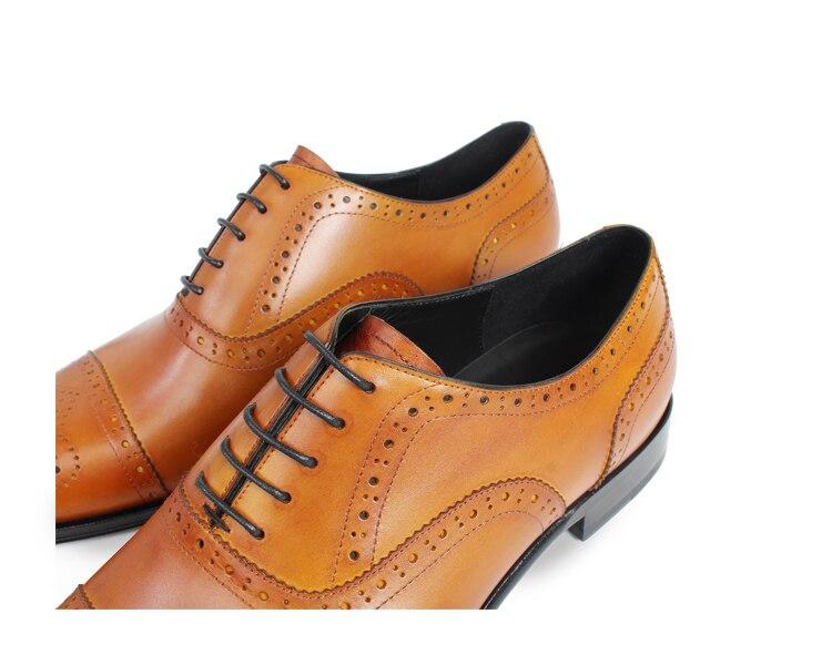 Patina VIKEDUO Marrom Sola de Sapato de