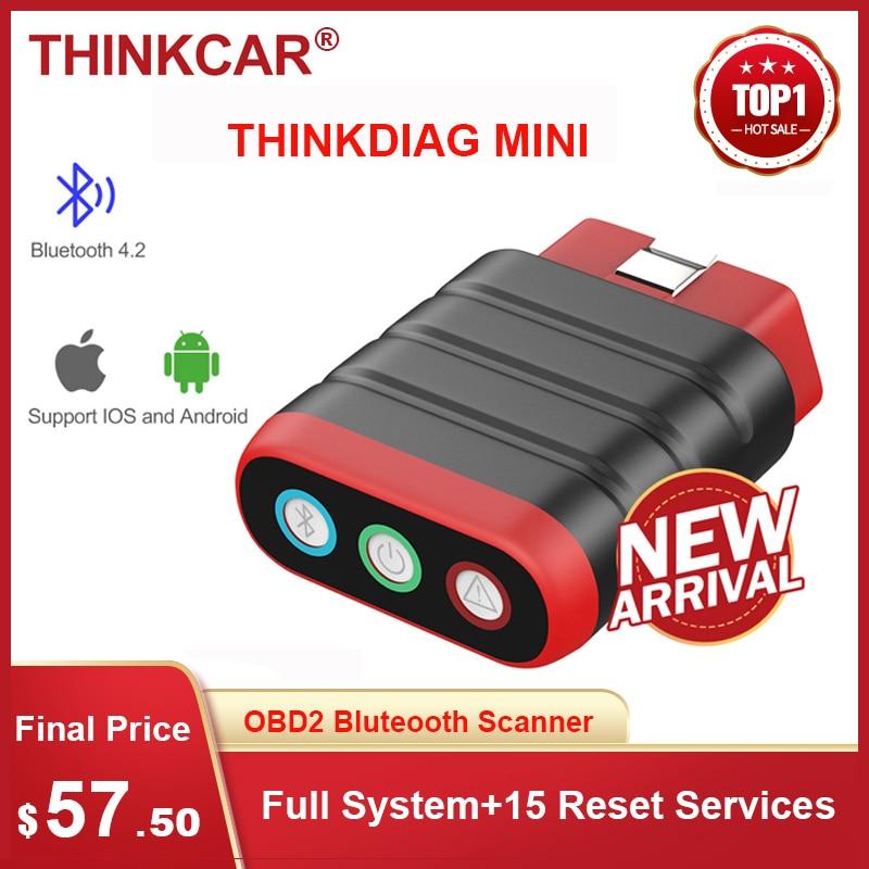 Scanner Car-Diagnostic-Tools Service Easydiag Launch Thinkdiag Bluetooth Obd Full-System