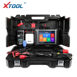XTOOL A80pro With KC501 Key Programmer For Benz  Auto Diagnostic Tools ECU Programmer KS01 Works for Toyota All key lost