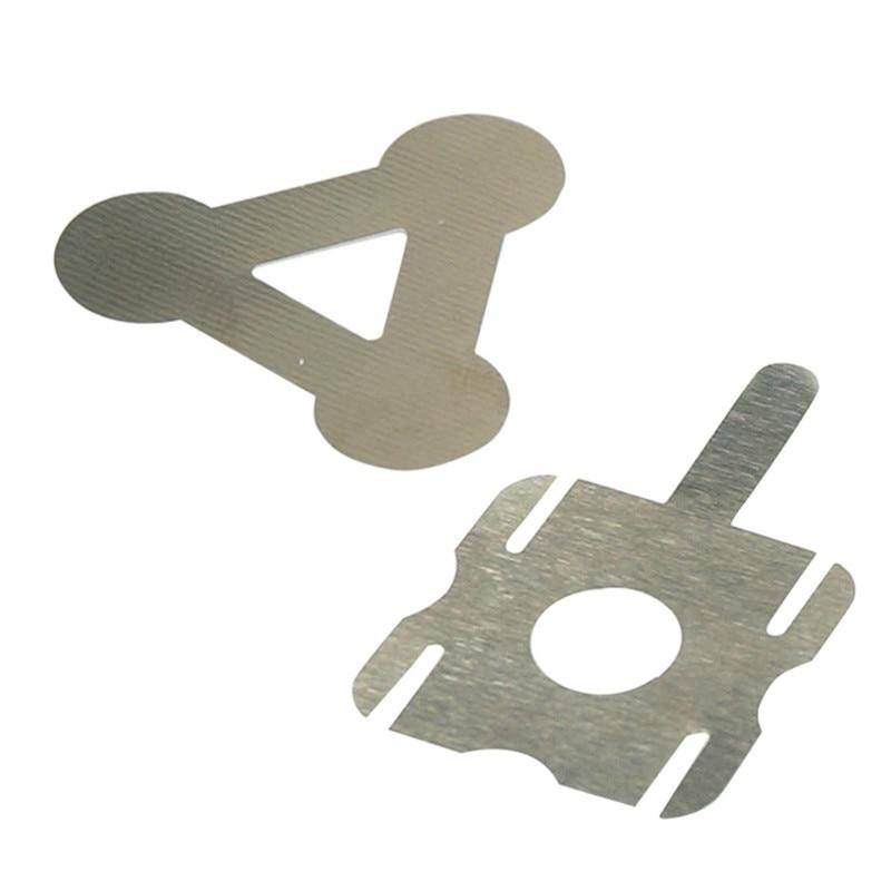18650 Lithium Battery Nickel Sheet Special Tool For Forming Nickel Sheet Profiled Spot Welder Nickel Plated Steel Nickel Strip