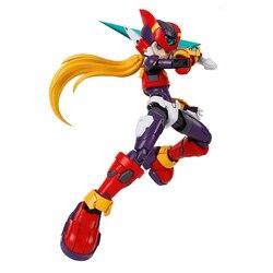 Экшн-фигурка робота E-Model Mega Man ZERO Rockman Zero Сборная модель игрушка