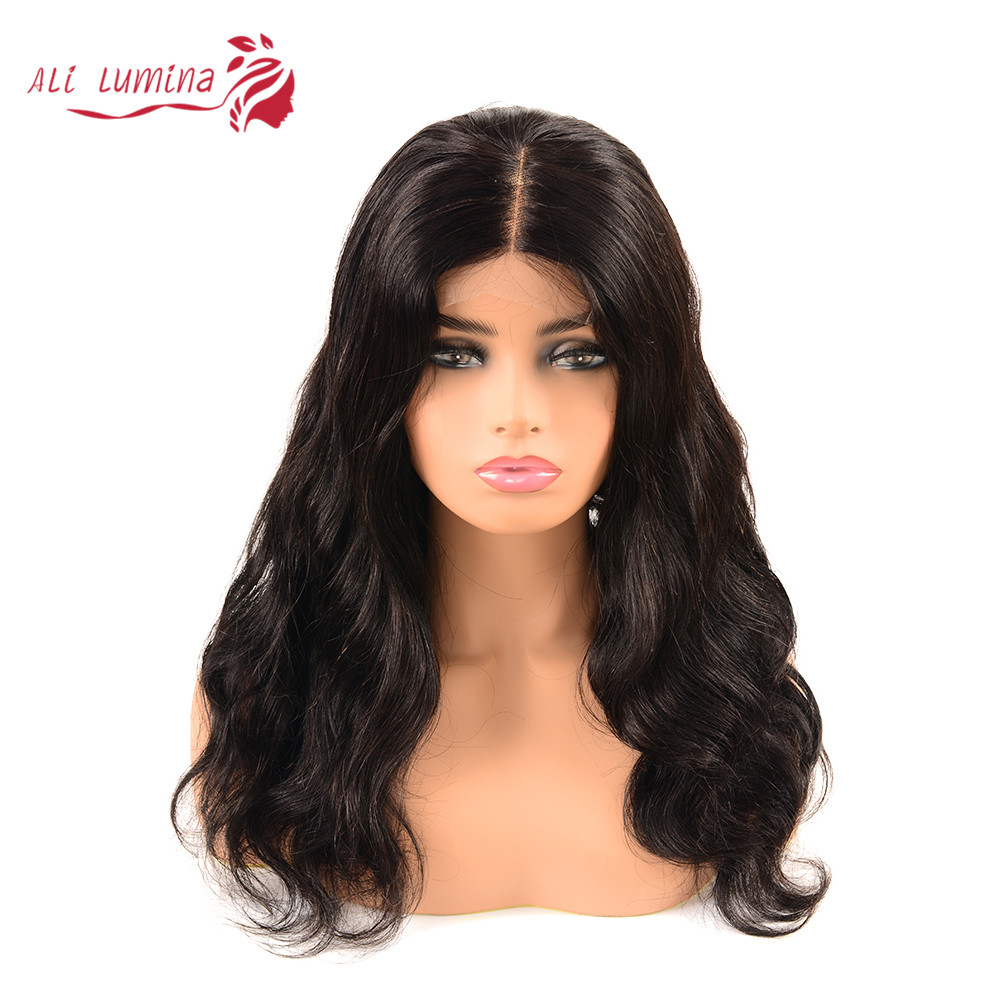 13x4 Lace Front  Wigs  Body Wave Lace Wigs 4x4 2X6 Lace Closure Wigs Pre Plucked With Baby Hair 3
