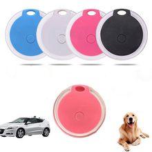 Маленький питомец собака Кот Водонепроницаемый GPS трекер локатор отслеживания устройство против потери
