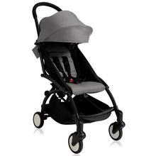 Oryginalny wózek spacerowy dziecięcy Yoya wózek samochodowy składany parasol wózki dla dzieci Buggy lekki wózek spacerowy Babyzen Yoyo wózek tanie tanio CN (pochodzenie) 13-18 M 2-3Y 4-6 M 7-9 M 19-24 M 10-12 M 0-3 M 25kg yyoya Numer certyfikatu 5 8kg Aluminum Alloy