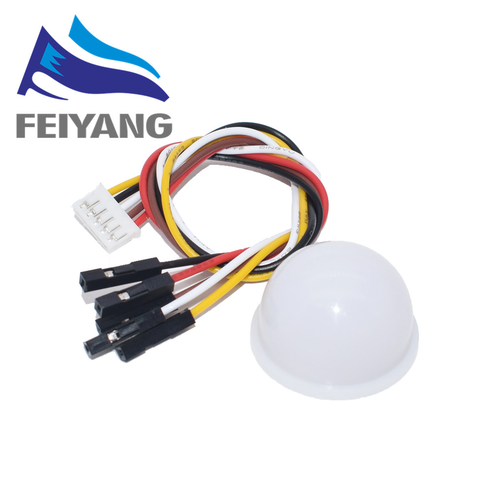 1PCS BH1750 BH1750FVI Chip Light Intensity Light Module Light Ball For Arduino
