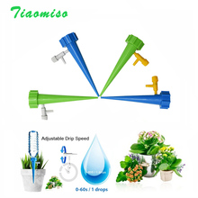 1pcs Plant Waterers DIY Automatic drip water spikes taper Drip irrigation system watering plants automatic houseplant