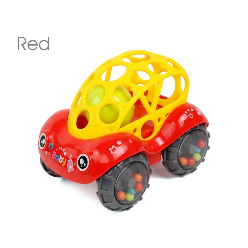Bearoom Baby Rammelaars Mobiles Fuuny Baby Speelgoed Intelligentie Grijpen Tandvlees Zachte Bijtring Plastic Hand Bell hamer Educatief Gift 4