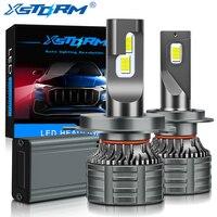 XSTORM Auto Scheinwerfer H1 H3 H4 H7 LED Canbus H8 H11 9005 HB3 9006 HB4 Led-lampe 20000LM CSP Auto lichter Autos Turbo H7 Lampe