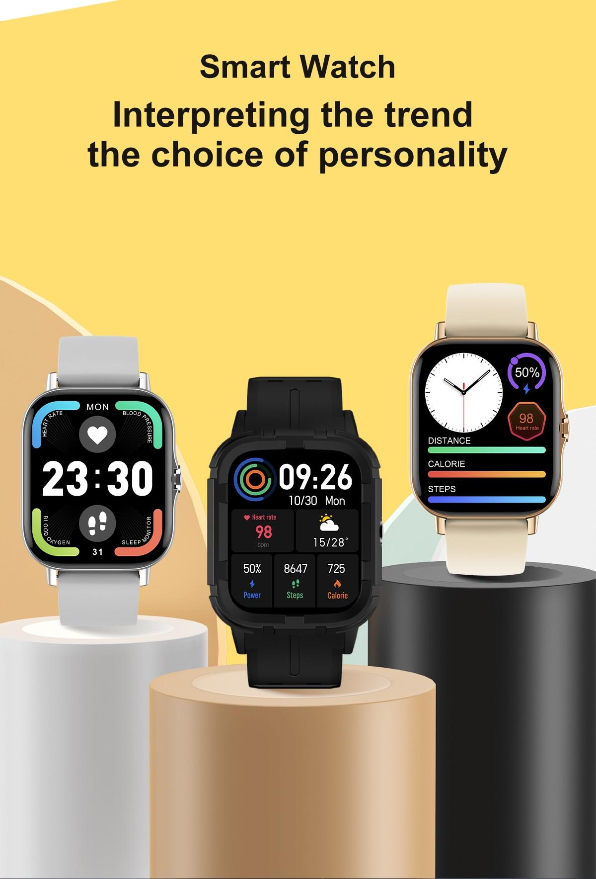 DT NO.I DT94 Smart Watch 5