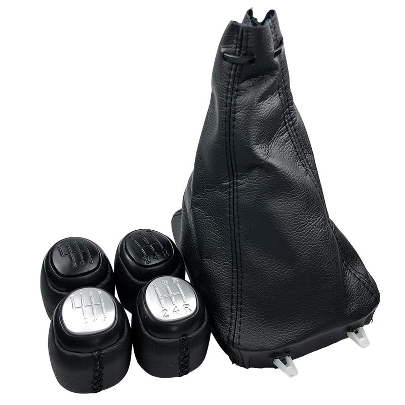 Кожаный чехол для рычага переключения передач SAAB 93 9-3 SS 5/6-2003