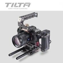 Tilta DSLR هيكل قفصي الشكل للكاميرا TA T17 A G TA T17 C G لسوني A7 A9 A7III A7R3 A7M3 سوني A7/A9 سلسلة ث/التركيز مقبض A7 iii قفص