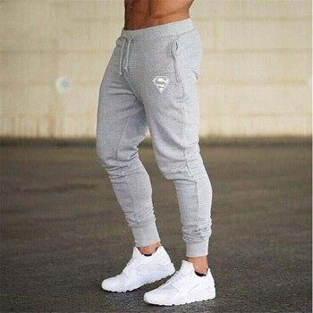 2019 Jogging Pants Men Solid GYM Training Pants Sportswear Jogger Mens Sport Pants Men Running Swearing Pants Jogging Sweatpants цена 2017