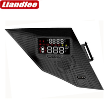 Liandlee Car HUD Head Up Display dedicated For Toyota CHR C-HR 2018~2019 Right Hand Drive Safe Driving Screen Projector safe c