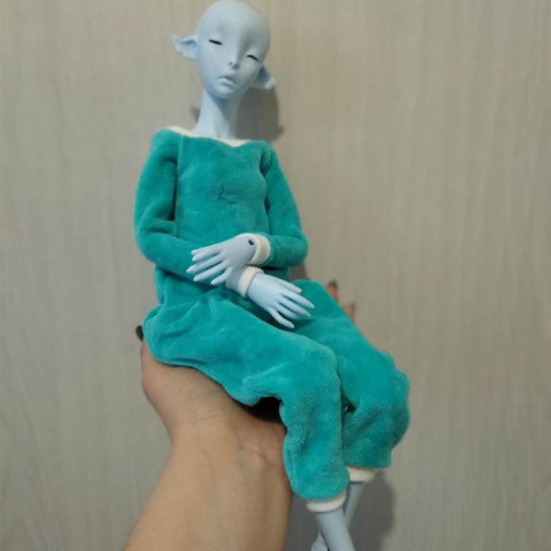 BJD Dolls Shuga Fairy Sissi 1/4 Doll  MSD Fashion Beautiful Resin Gift Toy For Children
