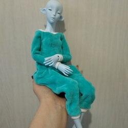 Bambole BJD Shuga Fata Sissi 1/4 bambola MSD moda bella Resina Regalo del Giocattolo per I Bambini